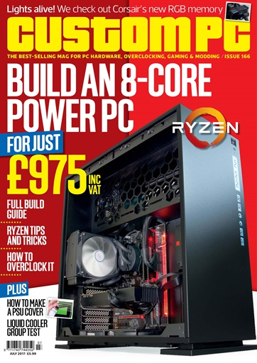 Custom PC UK Digital Issue