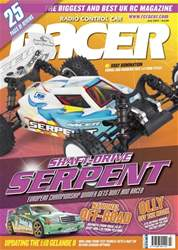 Radio Control Car Racer issue July 2017