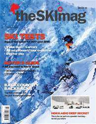 Ski tests and tours issue Ski tests and tours