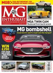 Vol. 47 No. 7 MG bombshell issue Vol. 47 No. 7 MG bombshell
