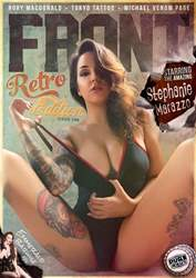 Front issue Retro