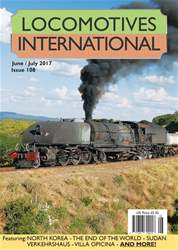 Issue 108 - June July 2017 issue Issue 108 - June July 2017