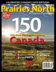 Prairies North Magazine issue 2017 Issue 2