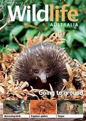 Wildlife Australia Magazine Winter 2017 issue Wildlife Australia Magazine Winter 2017