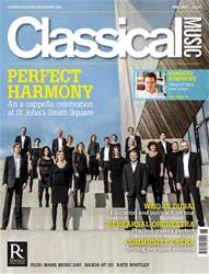 Classical Music issue June 2017