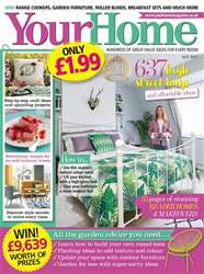 Your Home Magazine issue July 2017