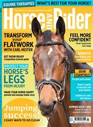 Horse&Rider Magazine – July 2017 issue Horse&Rider Magazine – July 2017