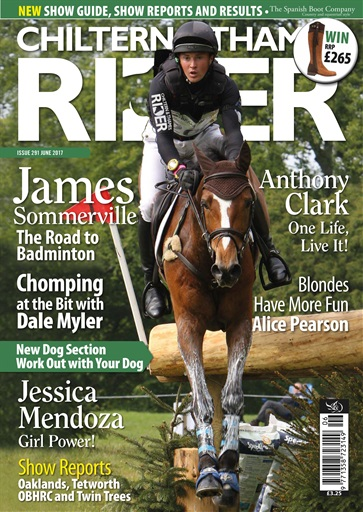 Chiltern and Thames Rider Preview