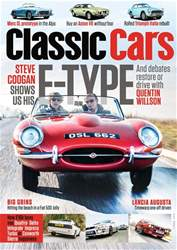 Classic Cars Magazine Cover