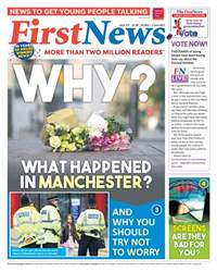 First News Issue 571 issue First News Issue 571