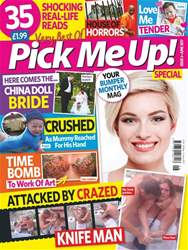 Pick Me Up! Special Magazine Cover