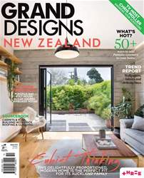 Grand Designs NZ issue Issue#3.3 2017