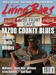 Living Blues #249 issue Living Blues #249