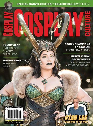 Cosplay Culture Digital Issue