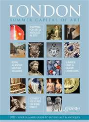 London Summer Capital of Art 2017 issue London Summer Capital of Art 2017