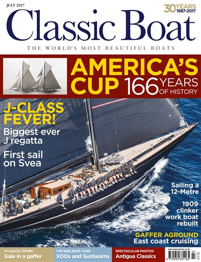 Classic Boat Digital Issue