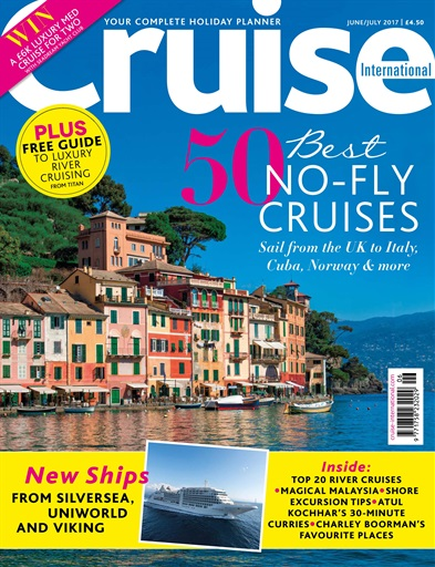 Cruise International Preview