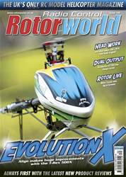 Radio Control Rotor World issue 130 July