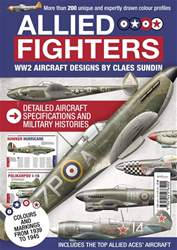Allied Fighters of WW2 issue Allied Fighters of WW2