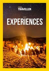 The Experiences Guide 2017 issue The Experiences Guide 2017