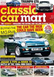 Vol. 23 No. 8 Buying the MG RV8 issue Vol. 23 No. 8 Buying the MG RV8