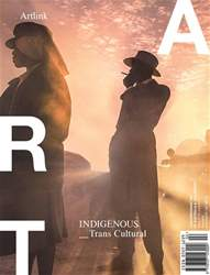 Artlink Magazine issue Artlink 37 2 INDIGENOUS_Trans Cultural