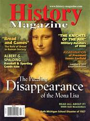 History Magazine issue Jun-July 2017