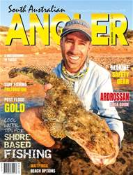 SA Angler June July 2017 issue SA Angler June July 2017