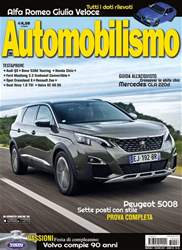 Automobilismo 6 2017 issue Automobilismo 6 2017