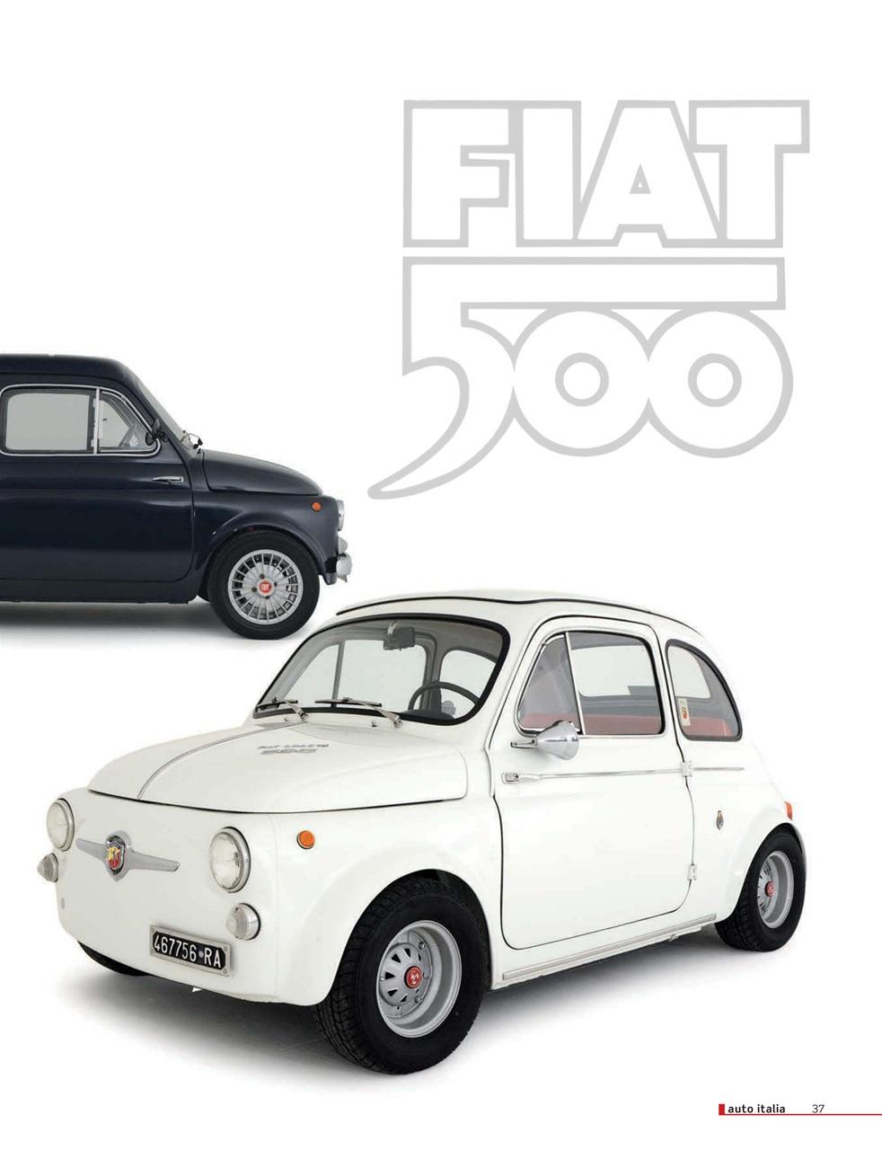autoitalia magazine   auto italia issue 257 subscriptions