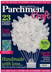 Parchment Craft issue July 2017