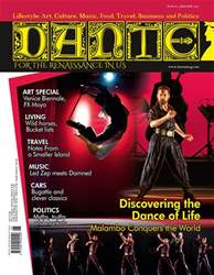DANTE June-July 2017 issue DANTE June-July 2017