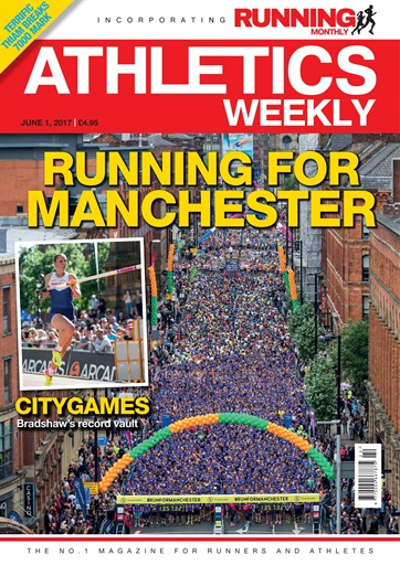Athletics Weekly Preview