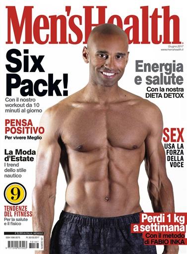 Men's Health Italia Preview