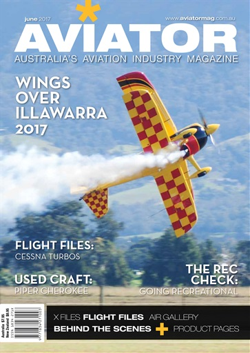 Aviator Preview