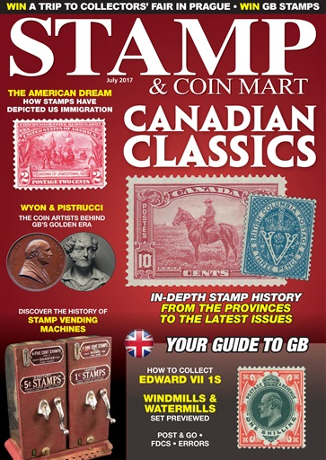 Stamp & Coin Mart Preview