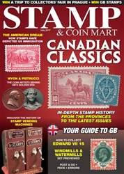 Stamp & Coin Mart issue July 2017