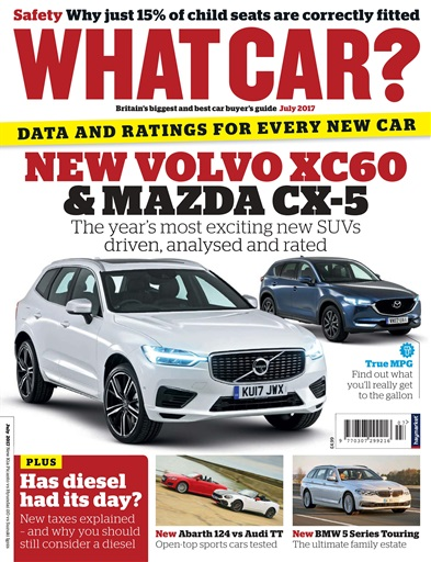 What Car Magazine Preview