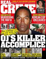 Real Crime issue Issue 25