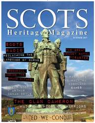 Scots Heritage Magazine issue Summer 2017