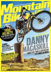 What Mountain Bike issue MBUK June 2017