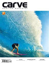 Carve Surfing Magazine issue 179 issue Carve Surfing Magazine issue 179