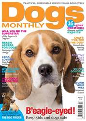 Dogs Monthly issue July 2017
