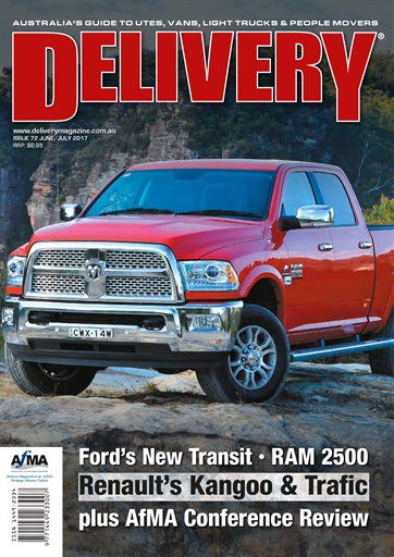 Delivery Magazine Digital Issue