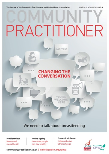Community Practitioner Digital Issue