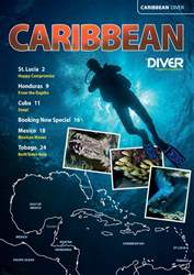 DIVER issue DIVER CARIBBEAN Supplement