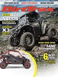 Dirt Trax Magazine issue Volume 18 Number 3