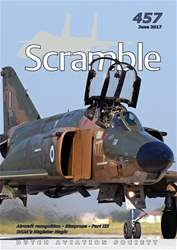 Scramble Magazine issue 457 - June 2017