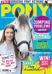PONY magazine – July 2017 issue PONY magazine – July 2017