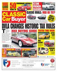 No. 385 DVLA Changes Historic Tax Rules issue No. 385 DVLA Changes Historic Tax Rules